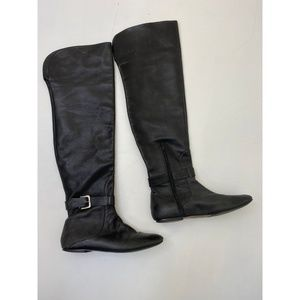 HBCali Marisol Over The Knee Boot Black Size 10